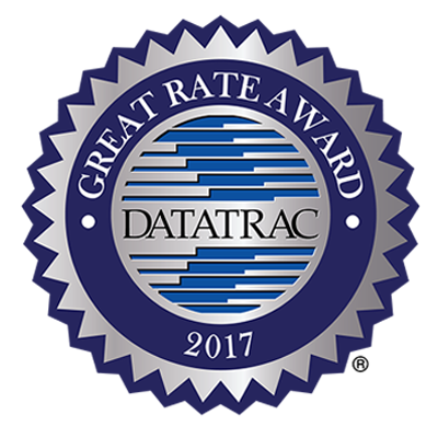 The Datatrac Great Rate Award